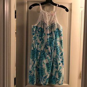 Lily Pulitzer shift dress